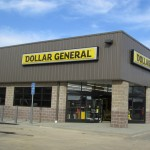 Dollar General Waterloo Road Akron OH Business Sign