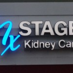 Nx Stage Kidney Care Lighted Sign Brunswick Ohio